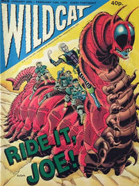 Cover Thumbnail for Wildcat (Fleetway Publications, 1988 series) #8