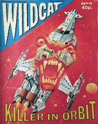 Cover Thumbnail for Wildcat (Fleetway Publications, 1988 series) #4