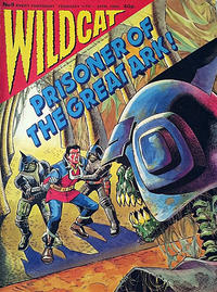Cover Thumbnail for Wildcat (Fleetway Publications, 1988 series) #9