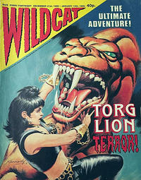 Cover Thumbnail for Wildcat (Fleetway Publications, 1988 series) #6
