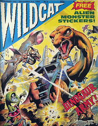 Cover Thumbnail for Wildcat (Fleetway Publications, 1988 series) #3