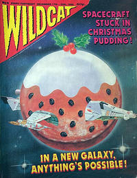 Cover Thumbnail for Wildcat (Fleetway Publications, 1988 series) #5