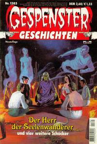 Cover Thumbnail for Gespenster Geschichten (Bastei Verlag, 1974 series) #1385