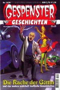 Cover Thumbnail for Gespenster Geschichten (Bastei Verlag, 1974 series) #1428