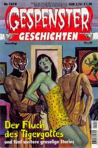Cover Thumbnail for Gespenster Geschichten (Bastei Verlag, 1974 series) #1419