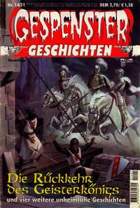 Cover Thumbnail for Gespenster Geschichten (Bastei Verlag, 1974 series) #1421