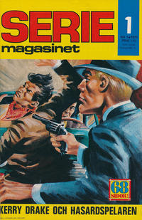 Cover Thumbnail for Seriemagasinet (Semic, 1970 series) #1/1971
