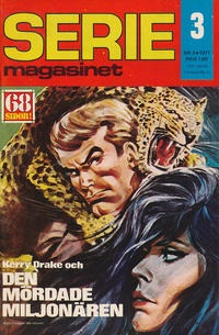Cover Thumbnail for Seriemagasinet (Semic, 1970 series) #3/1971