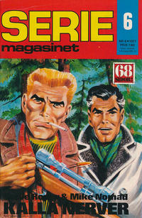 Cover Thumbnail for Seriemagasinet (Semic, 1970 series) #6/1971