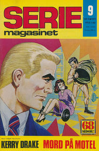 Cover Thumbnail for Seriemagasinet (Semic, 1970 series) #9/1971