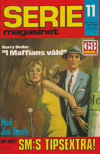 Cover Thumbnail for Seriemagasinet (Semic, 1970 series) #11/1971