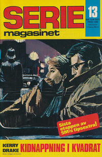 Cover Thumbnail for Seriemagasinet (Semic, 1970 series) #13/1971