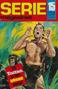 Cover Thumbnail for Seriemagasinet (Semic, 1970 series) #15/1971
