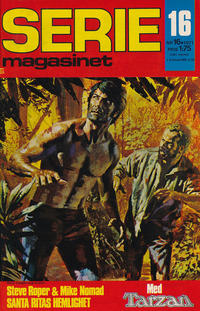 Cover Thumbnail for Seriemagasinet (Semic, 1970 series) #16/1971
