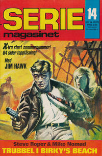 Cover Thumbnail for Seriemagasinet (Semic, 1970 series) #14/1971