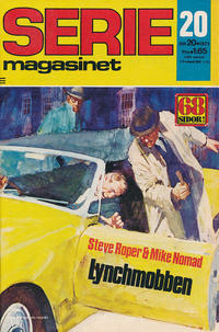 Cover Thumbnail for Seriemagasinet (Semic, 1970 series) #20/1971