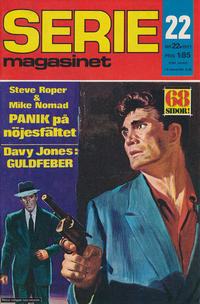 Cover Thumbnail for Seriemagasinet (Semic, 1970 series) #22/1971