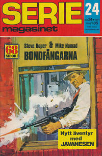 Cover Thumbnail for Seriemagasinet (Semic, 1970 series) #24/1971