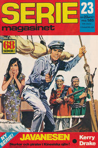 Cover Thumbnail for Seriemagasinet (Semic, 1970 series) #23/1971