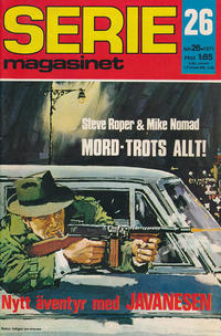 Cover Thumbnail for Seriemagasinet (Semic, 1970 series) #26/1971