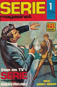 Cover Thumbnail for Seriemagasinet (Semic, 1970 series) #1/1972