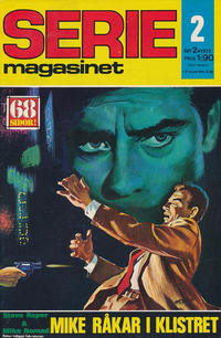 Cover Thumbnail for Seriemagasinet (Semic, 1970 series) #2/1972