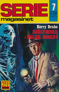 Cover Thumbnail for Seriemagasinet (Semic, 1970 series) #7/1972