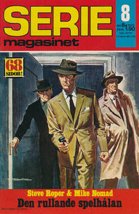 Cover Thumbnail for Seriemagasinet (Semic, 1970 series) #8/1972