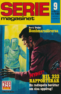 Cover Thumbnail for Seriemagasinet (Semic, 1970 series) #9/1972