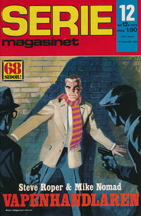 Cover Thumbnail for Seriemagasinet (Semic, 1970 series) #12/1972