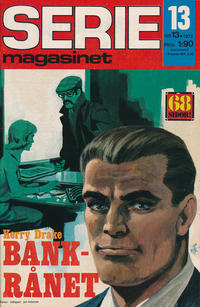 Cover Thumbnail for Seriemagasinet (Semic, 1970 series) #13/1972