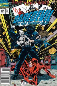 Cover Thumbnail for Daredevil (Marvel, 1964 series) #307 [Australian]