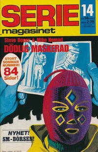 Cover Thumbnail for Seriemagasinet (Semic, 1970 series) #14/1972