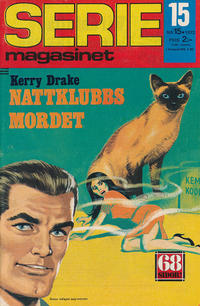Cover Thumbnail for Seriemagasinet (Semic, 1970 series) #15/1972