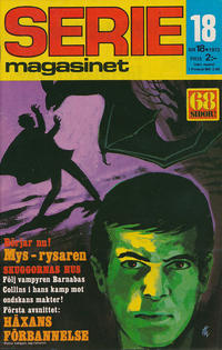 Cover Thumbnail for Seriemagasinet (Semic, 1970 series) #18/1972