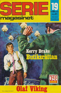 Cover Thumbnail for Seriemagasinet (Semic, 1970 series) #19/1972