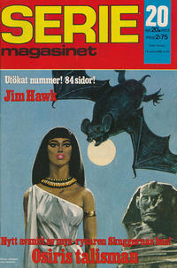 Cover Thumbnail for Seriemagasinet (Semic, 1970 series) #20/1972