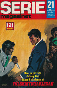 Cover Thumbnail for Seriemagasinet (Semic, 1970 series) #21/1972