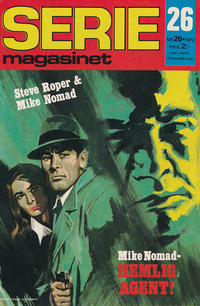 Cover Thumbnail for Seriemagasinet (Semic, 1970 series) #26/1972