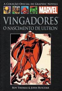 Cover Thumbnail for A Coleção Oficial de Graphic Novels Marvel: Clássicos (Salvat, 2015 series) #12