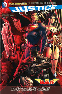 Cover Thumbnail for Justice League: Trinity War (DC, 2014 series)