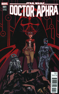 Cover Thumbnail for Doctor Aphra (Marvel, 2017 series) #1 [Incentive Elsa Charretier Variant]