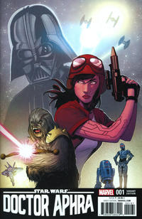 Cover Thumbnail for Doctor Aphra (Marvel, 2017 series) #1 [Incentive Jamie McKelvie Variant]