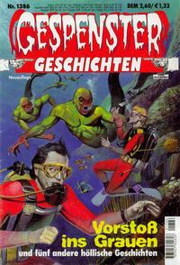 Cover Thumbnail for Gespenster Geschichten (Bastei Verlag, 1974 series) #1386