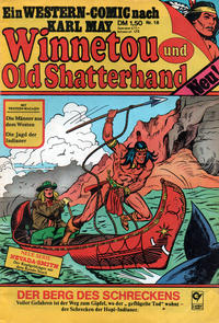 Cover Thumbnail for Winnetou und Old Shatterhand (Condor, 1977 series) #18
