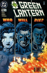 Cover Thumbnail for Green Lantern (DC, 1990 series) #74 [Direct Edition]