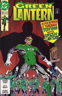 Cover Thumbnail for Green Lantern (DC, 1990 series) #29 [Direct Sales]