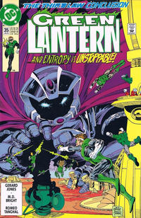 Cover Thumbnail for Green Lantern (DC, 1990 series) #35 [Direct]