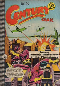 Cover Thumbnail for Century Comic (K. G. Murray, 1961 series) #92