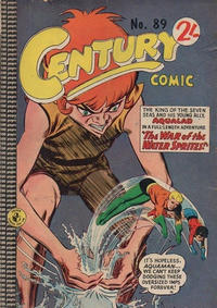 Cover Thumbnail for Century Comic (K. G. Murray, 1961 series) #89
